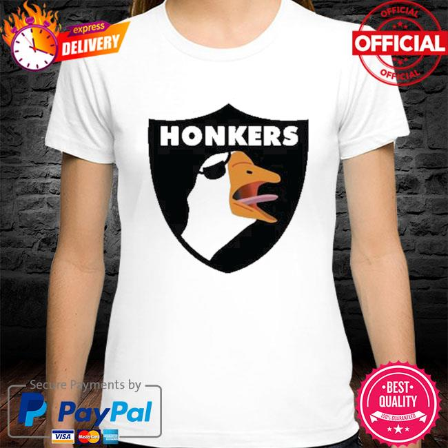 Oakland raiders honkers shirt
