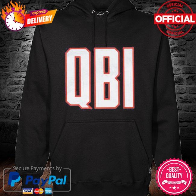 QB1 CHI hoodie black