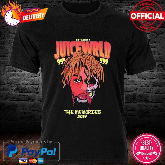 RIP Juice Wrld The Memories 2019-2021 Shirt