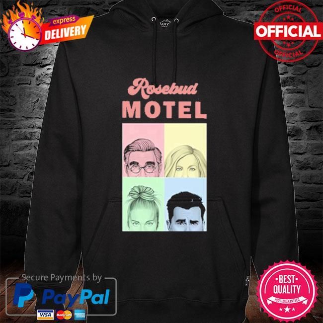 Rosebud motel schitt's creek s hoodie black