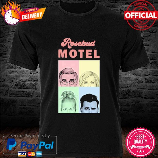 Rosebud motel schitt's creek shirt