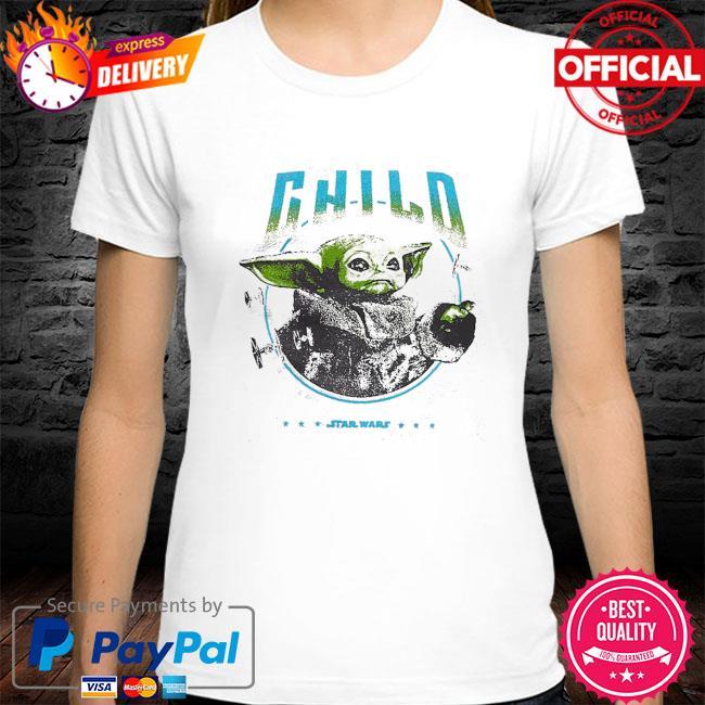 Star Wars Baby Yoda The Mandalorian The Child Metal shirt