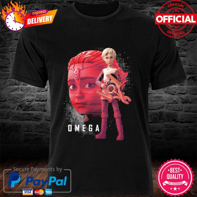 Star Wars The Bad Batch Omega The Face shirt