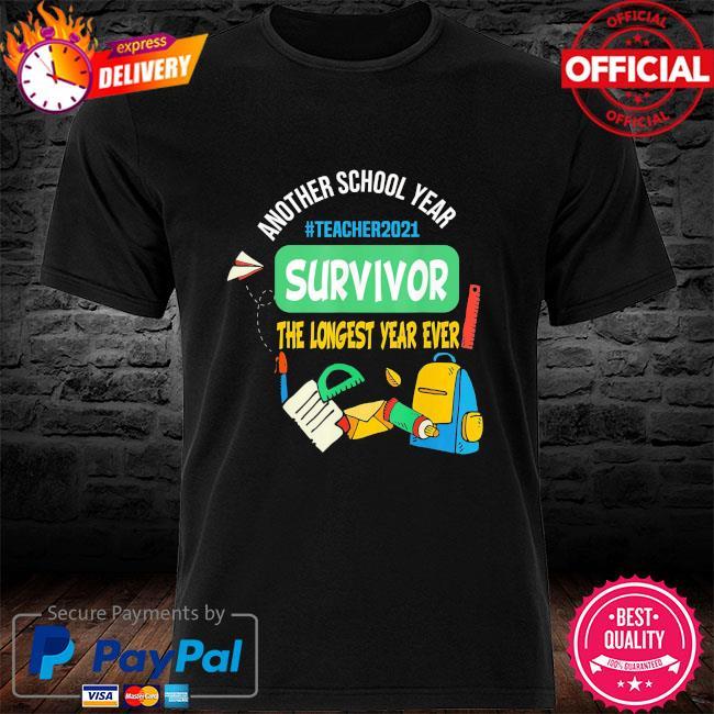 Survivor another school year the longest school year ever shirt